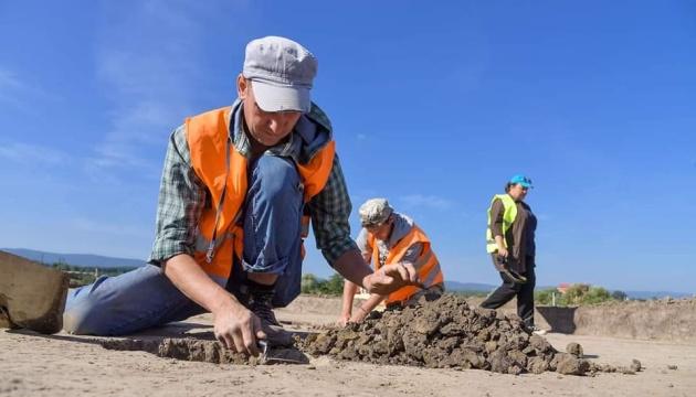 На Львовщине археологи нашли поселение, которое старше трипольской культуры