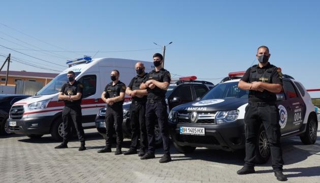 Президент оглянув Центр безпеки громадян на Одещині