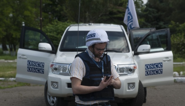 Number of OSCE monitors in Ukraine decreased due to COVID-19 - Linde