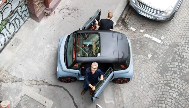 Citroën представила миниавтомобиль, которым могут управлять несовершеннолетние
