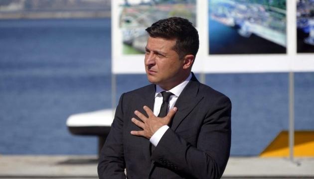 Зеленский назвал три приоритета своей работы