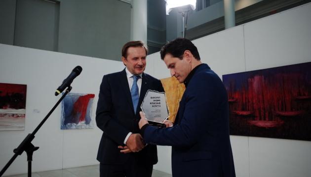 Сеітаблаєв став лауреатом Премії імені Василя Стуса