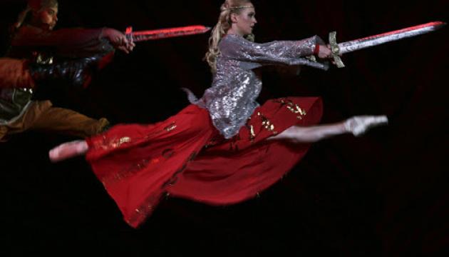 Укрінформ почав трансляцію балету