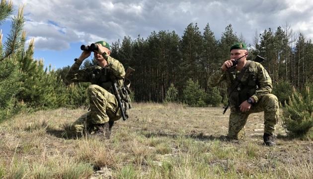 Дроны, катера и кинологи: Украина усиленно охраняет границу с Беларусью