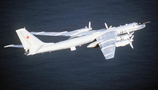 Британские истребители перехватили два самолета РФ у побережья Шотландии