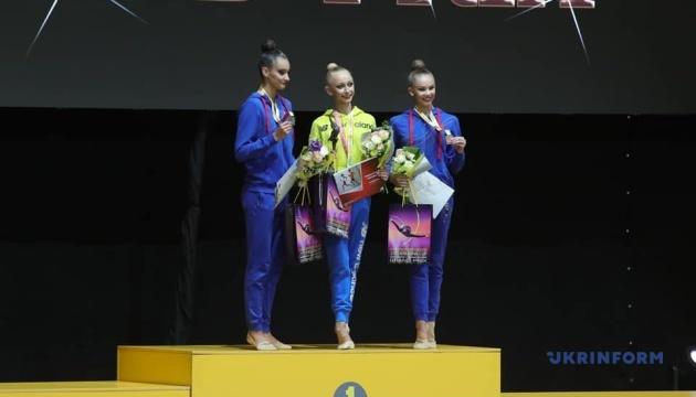 Українка Вікторія Онопрієнко виграла Кубок Дерюгіної