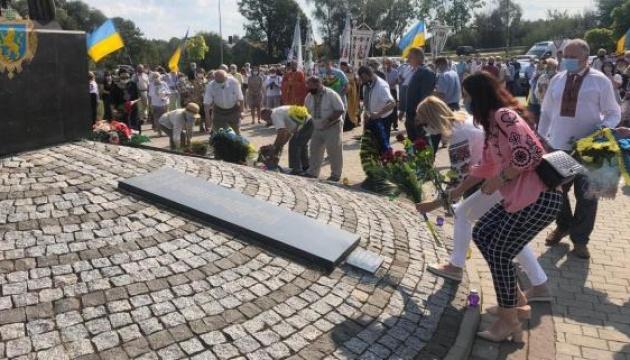 На Львівщині вшанували пам'ять примусово виселених українців у 1944–1951 роках