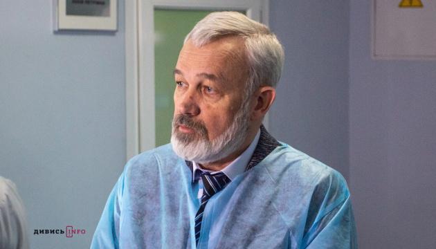 От коронавируса умер главный педиатр Львова Богдан Остальский