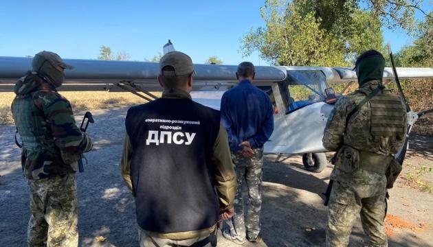 На Черкасчине задержали пилота, который незаконно переправлял сигареты в Румынию