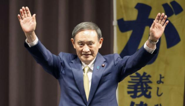 В Японії обрали наступника Сіндзо Абе