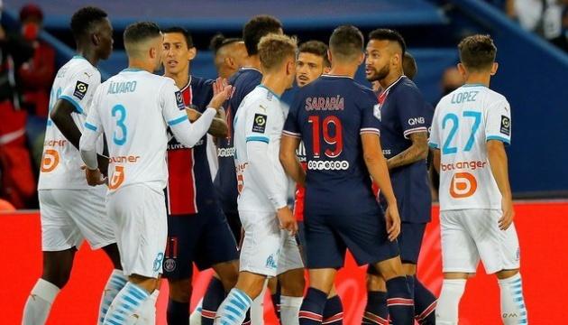 «ПСЖ» програв два матчі на старті сезону