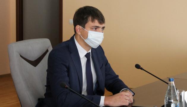 На Закарпатті представили нового головного прокурора області