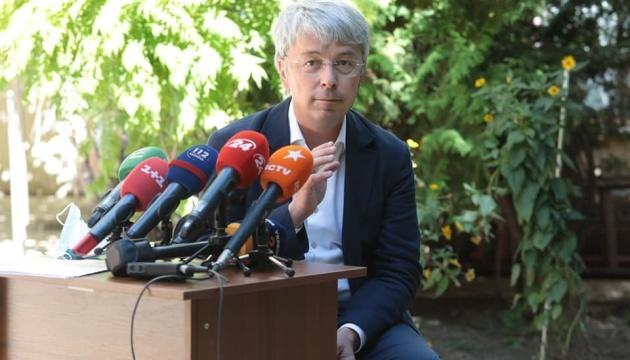 """Проєкт """"Велика реставрація"""" має стартувати у 2021 році - Ткаченко"""