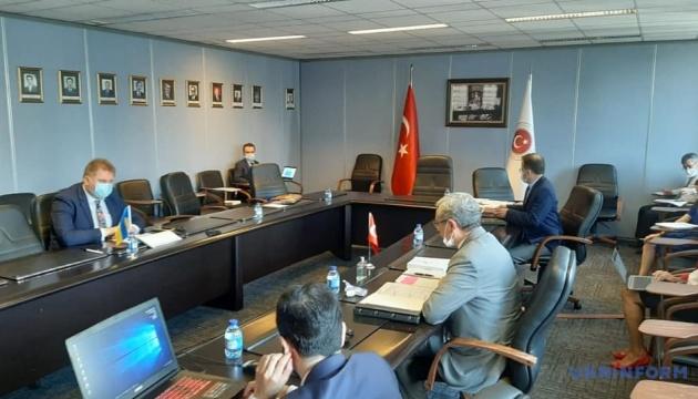 Consultations on FTA between Ukraine and Turkey begin in Ankara