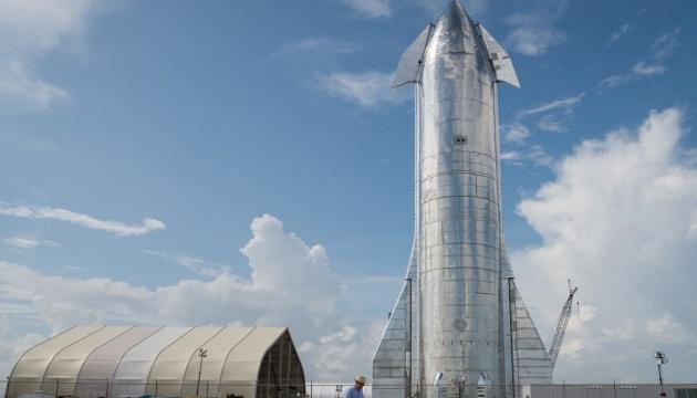 Ілон Маск запускає Starship