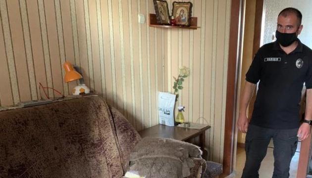 На Київщині пенсіонер стріляв з балкона, щоб розігнати галасливу компанію