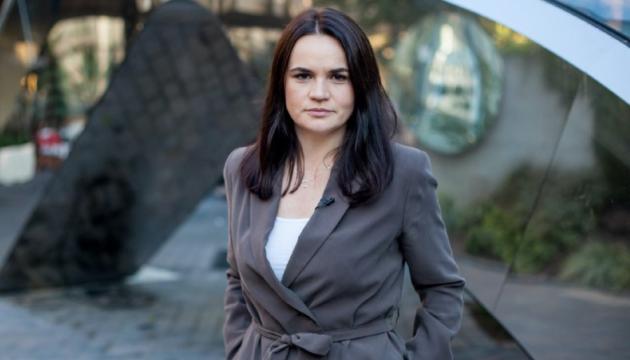 Тихановська закликає білорусів у неділю виходити на вулиці