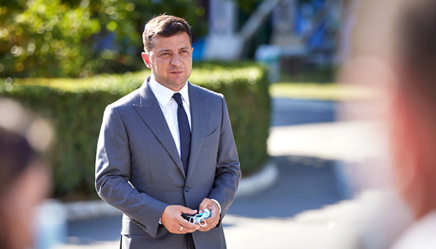 Zelensky says return of territories a major priority for him