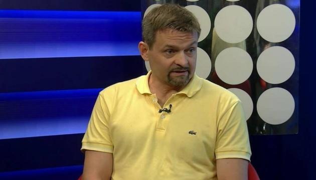 У Білорусі відомого спортивного журналіста арештували на 15 діб