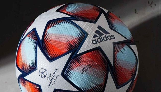 УЕФА презентовал официальный мяч Лиги чемпионов нового сезона