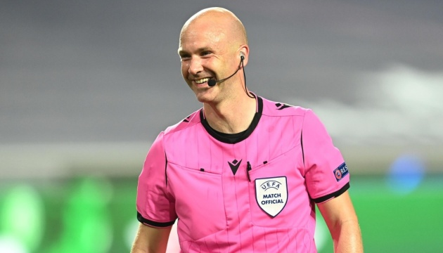 Энтони Тейлор будет судить Суперкубок УЕФА-2020