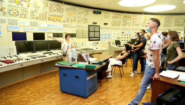 Южно-Украинская АЭС после длительного перерыва возобновила экскурсии