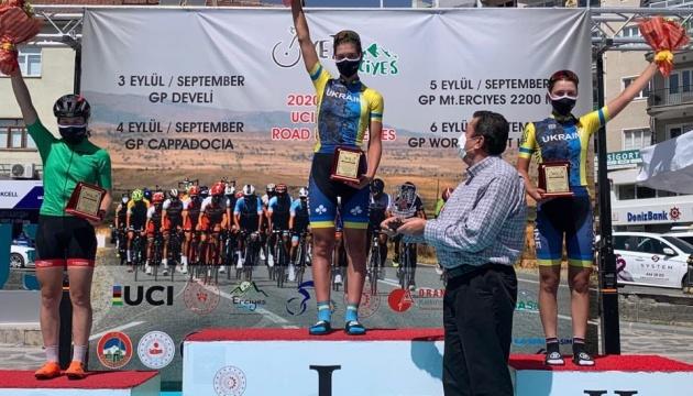 Українські велосипедисти перемогли на змаганнях в Туреччині
