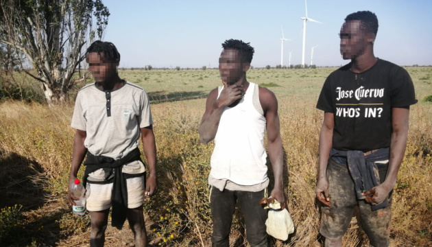 На Николаевщине задержали нелегалов из Гвинеи, которые вплавь добрались до Очакова