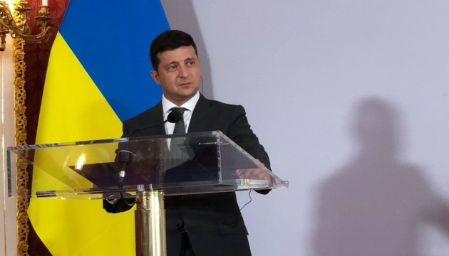 Belarusian authorities should enter into dialogue with people - Zelensky