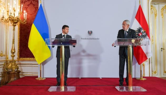 Зеленський наголосив на важливості єдності Європи щодо санкцій проти РФ