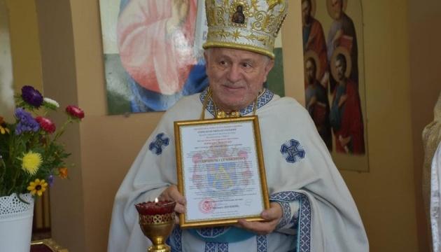 У Спілці української молоді привітали протоієрея Романа Мірчука з 70-річчям