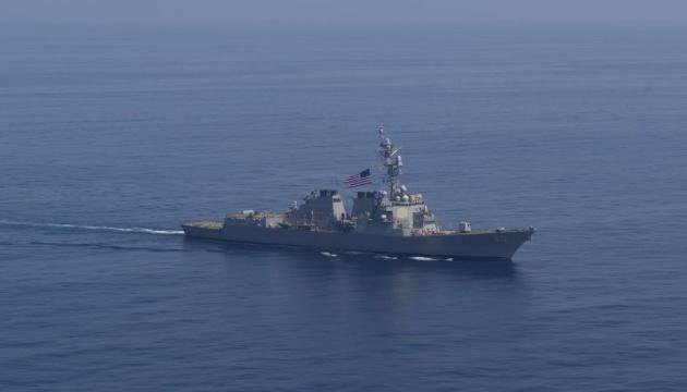 К Черному морю направляется американский эсминец USS Roosevelt