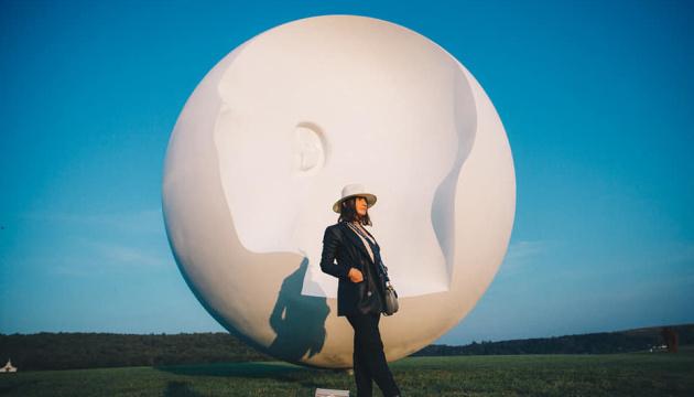 Возле Львова открыли единственный в Украине публичный парк современной скульптуры