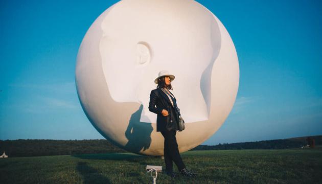 First public park of contemporary sculpture opens in Ukraine