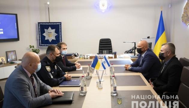 Святкування Рош га-Шана: Клименко обговорив співпрацю з ізраїльськими колегами