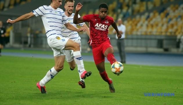 Мешкотно стал вторым самым молодым дебютантом «Динамо» в еврокубках