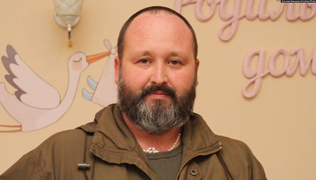 Украинский политзаключенный Яцкин встретился с адвокатом