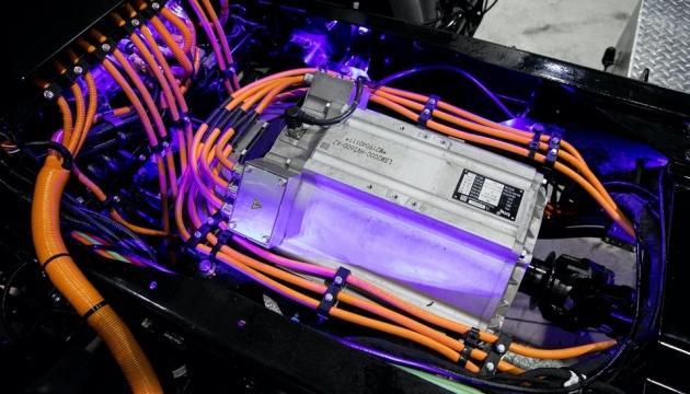 В США представили електровантаживку с запасом хода более 300 км