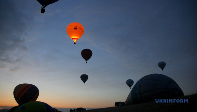 В Малине на День города устроят байк-шоу и подъем на воздушных шарах