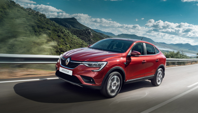 ЗАЗ запустит производство внедорожника Renault Arkana