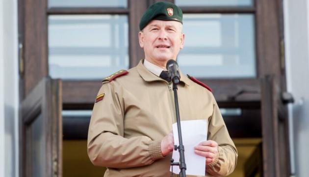 Литва розцінює як тиск спільні військові навчання Росії та Білорусі