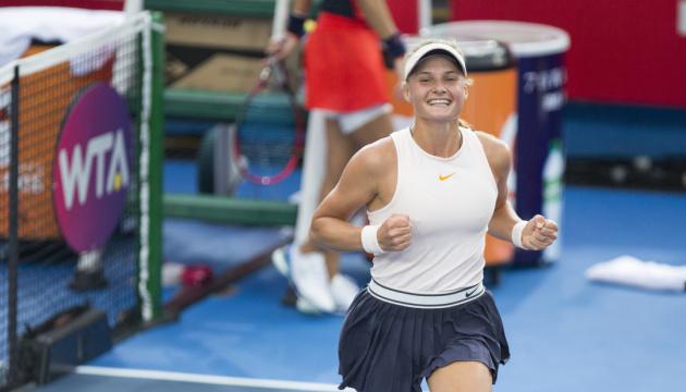 Ястремская обыграла американку Анисимову на турнире WTA в Риме