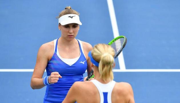Сестри Кіченок залишають турнір WTA в Римі після першого кола парного розряду
