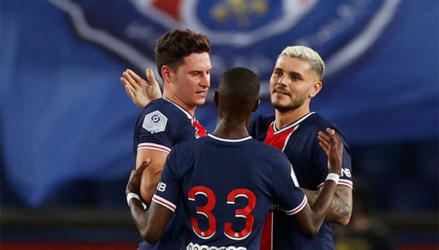 «ПСЖ» одержал первую победу в сезоне