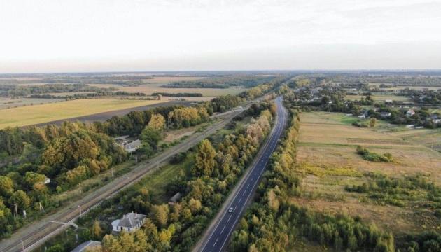 На Житомирщине сдали в эксплуатацию 15 километров дороги