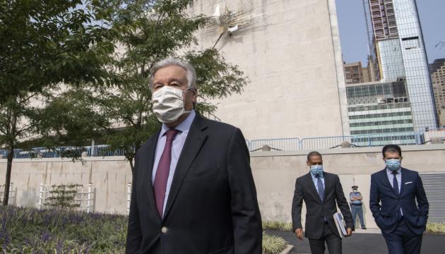 Генсек ООН засуджує порушення режиму «тиші» в Нагірному Карабасі