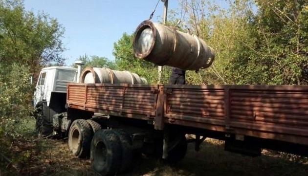 На Вінниччині  з непрацюючих очисних споруд вивезли контейнери від рідкого хлору – голова ОДА