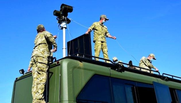 Україна посилила західний кордон тепловізійними комплексами