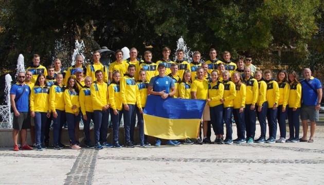 Украинские гребцы стартуют  на турнире в Венгрии