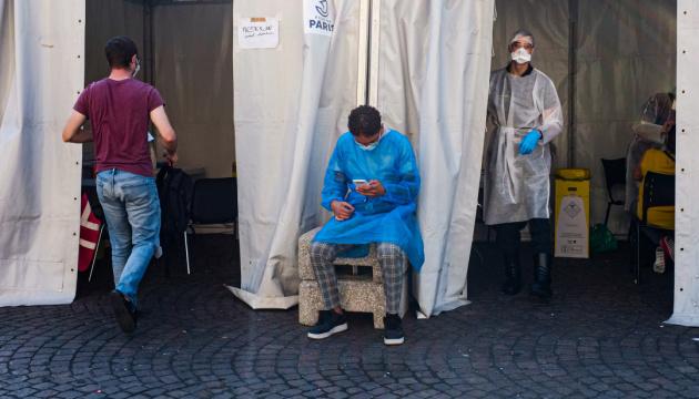 Ukraine reports 3,776 new coronavirus cases